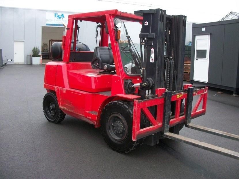 5 tons heftruck Nissan