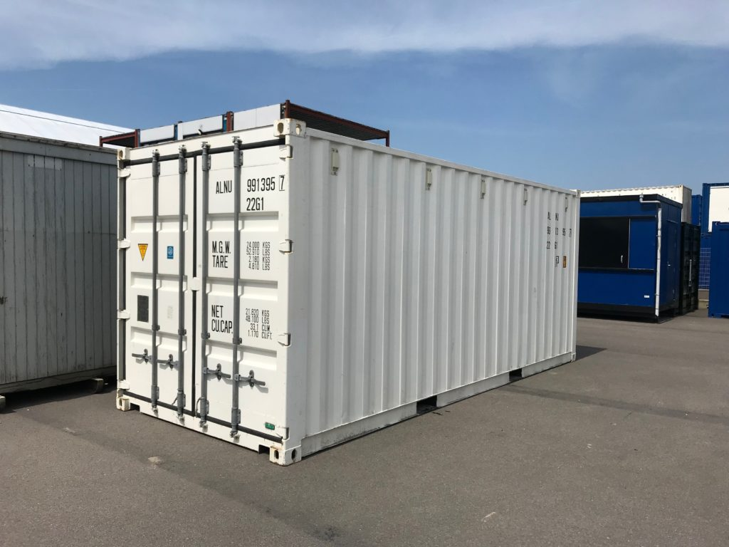 20 ft containers wit