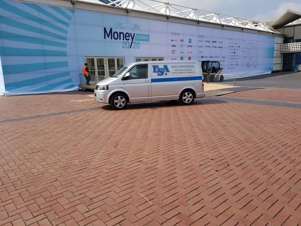 Money beurs op de Amsterdam Rai