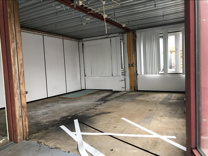 Woonunit- kantoorunit 12x6 03