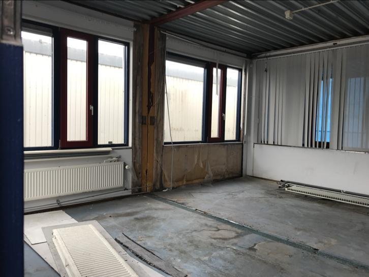 Woonunit- kantoorunit 12x6 04