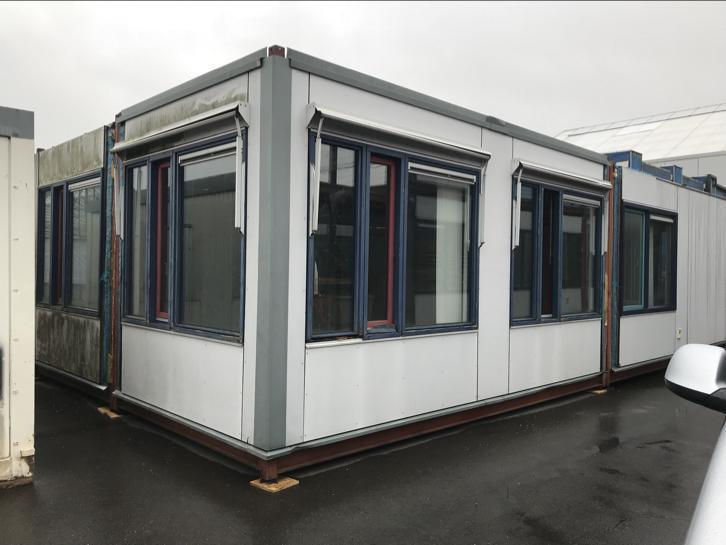 Woonunit- kantoorunit 12x6 05