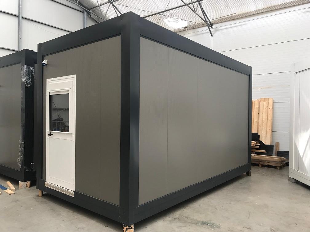 Mooie 5x3m unit open ruimte € 5.000,- ex