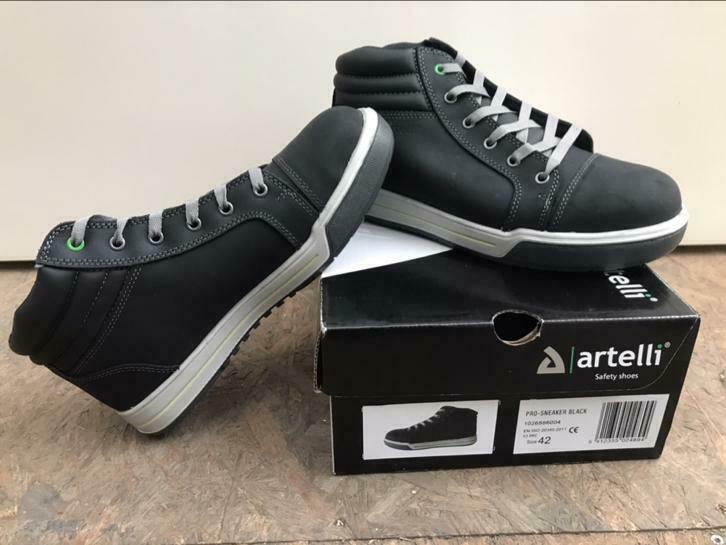 Artelli S3 Safety Shoes – Pro sneaker