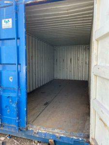 Gebruikte 20ft container 2