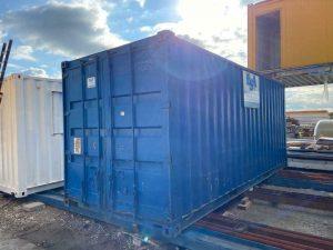 Gebruikte 20ft container 4
