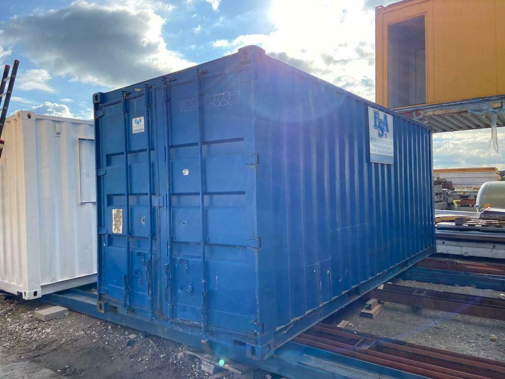 Gebruikte 20ft container