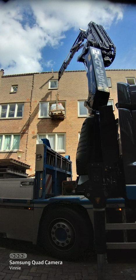 transportklussen op hoogte 2