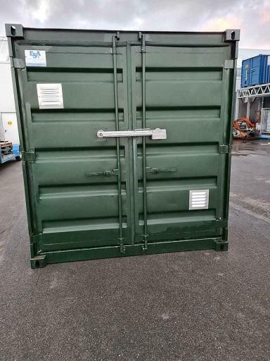 10 ft milieucontainer groen 1