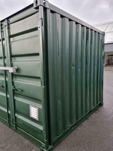 10 ft milieucontainer groen 3