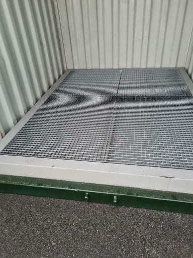 10 ft milieucontainer groen 6